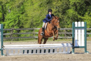 CV Equestrian in Bay County, FL teaches more than just horseback riding. Students also learn horsemanship skills and important life lessons they will carry with them into other parts of their life!